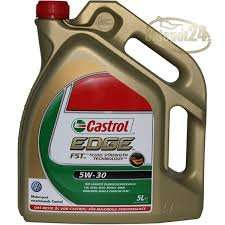 Castrol edge 5w 30 23.25 + vat 4L + 1L free @ Audi !! expired