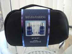 Baylis & Harding Sport Gift Set £3.00 at Co-op in store 4 items plus wash bag