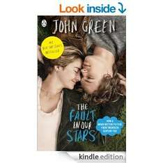 Fault in our Stars Kindle edition £2 instant download @ Amazon
