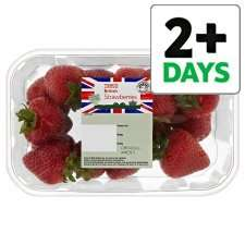 Free cream with £2.00 strawberries @ Tesco