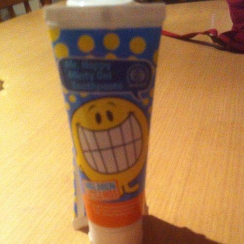 Mr men toothpaste 10p @ QD Basildon