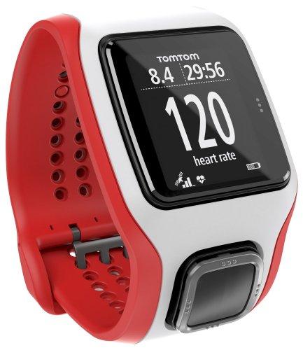 NEW MODEL TomTom Multi Sport Cardio GPS Watch 24% off £215.39 @ Amazon