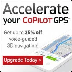 ALK CoPilot £13.49 upgrade