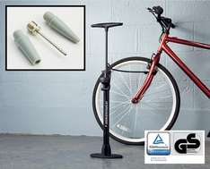 Track Floor Bike Pump from 29th £5.99 at ALDI