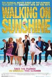 Walking on Sunshine (12A) tickets Wednesday 25th June 2014