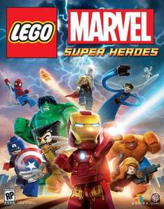 (Steam) LEGO Marvel Super Heroes - £2.93 / The LEGO Movie - Videogame - £4.40 / LEGO The Hobbit - £4.40 - Amazon.com (Plus Other Lego Games)