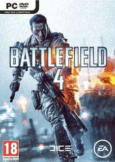 (PC DVD) Battlefield 4 Limited Edition - (was £13.42) Now £14 - Amazon