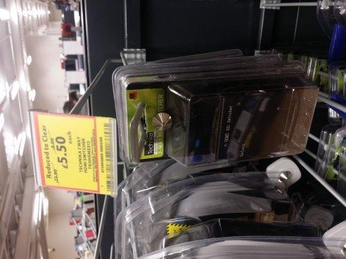technika 3 way hdmi - £5.50 instore @ Tesco