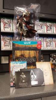 Assassin's Creed IV: Black Flag Buccaneer Edition (Wii U) now only £10 @ GAME (Instore)