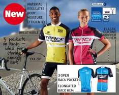 Team Track Cycling Jersey or Shorts £8.99 each @ Aldi (29th June)
