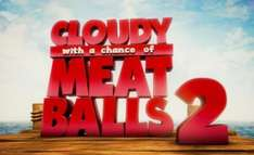 Cloudy with a chance of meatballs 2 BLU-RAY £3.75 at asda direct