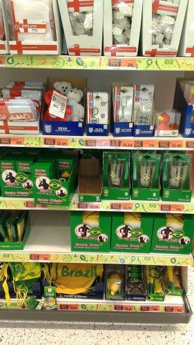 Sainsburys World Cup Clearance