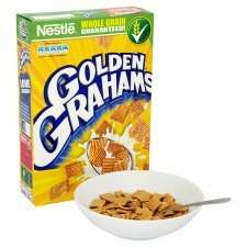 Nestle Golden Grahams Cereal 375G £1.59 @ B&M Instore