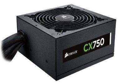 Corsair CX750 Builder Series CX 750W £59.98 @ Amazon