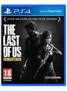 The Last of Us Remastered Day One Edition for PS4 for £37.85 @ Simply Games