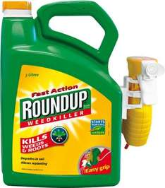 Roundup Fast Action 3 Litres Ready to Use Weedkiller £7.49 (free delivery with £10 spend/Prime) @ Amazon