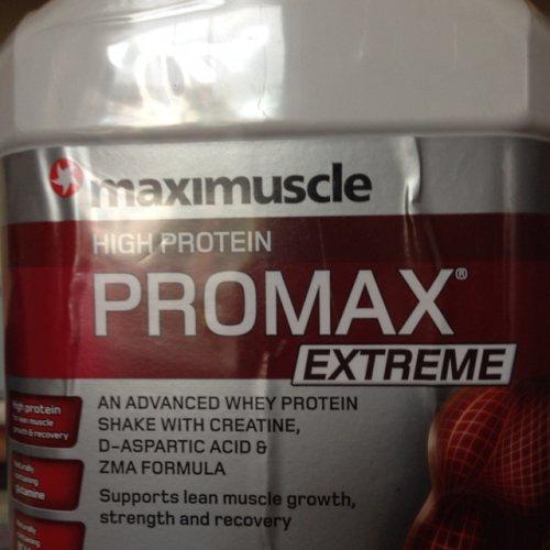 Maximuscle promax extreme 908g £25 @ Asda