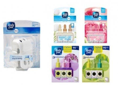 Ambi Pur Plug In Air Fresheners Refills 2 for £6 @ asda