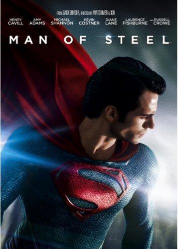 (DVD) Man of Steel (DVD + UV Copy) - £2.99 - Base