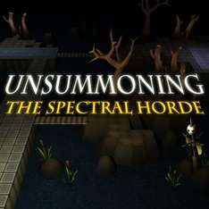 (Steam Greenlight) UnSummoning: the Spectral Horde 60p @ Indiegamestand
