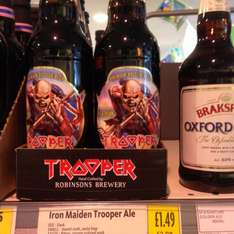 Trooper Ale £1.49 @ Morrisons