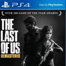 Last of us Remastered £31.48 @ ZAVVI!! With code