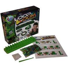 Jacks Loop And Loom Camouflage - Bracelet Maker and 600 Bands. half price was £10 now £5 @ The Entertainer