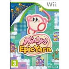 Kirby's Epic Yarn (Wii) £9.99 New @ Argos instore Click & Collect