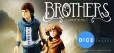 Brothers - A Tale of Two Sons @ Steam £2.19