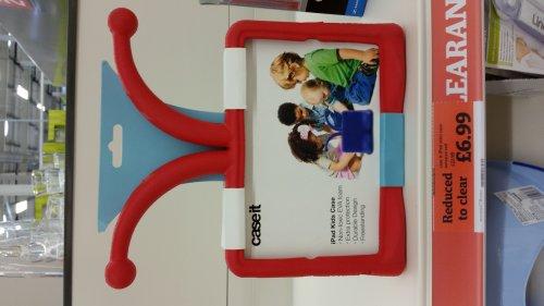 Case it iPad kids Case - was £22.99 £6.99 @ Sainsburys