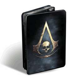 Assassin's Creed IV: Black Flag Skull Edition (PS3) £22.99 @ GAME Online