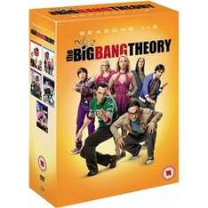 The Big Bang Theory Seasons 1-5 (DVD) £12.60 Delivered @ MediaMine Via Play.com