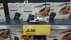 ipod/iPhone r/c helicopter £8.00 @ Tesco instore