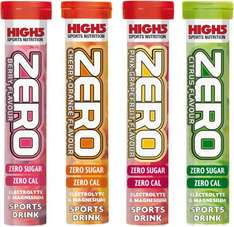 High 5 Zero Electrolyte Drink - 20 Tabs @ Wiggle.co.uk - £3.49
