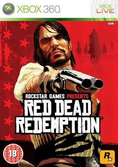 (Xbox 360) Red Dead Redemption - £3.60 (Used - Very Good) - Amazon/Zoverstocks