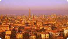 4 night 4* Italian Break in Bologna including Flights, 4* Hotel, Breakfast and Car Hire £143.57 each with holidaypirates