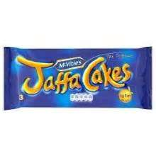 jaffa cakes 3 pack 19p @ B&M