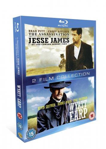 (Blu Ray) The Assassination Of Jesse James By The Coward Robert Ford / Wyatt Earp - £4.99 - eBay/TheEntertainmentStore