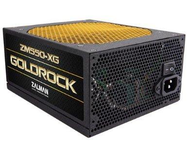 Zalman 550W 80+ Gold PSU £56.33 @ Amazon  sold by Specialtech.