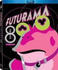Futurama Season 8 Blu-Ray - £18 delivered @ Amazon USA