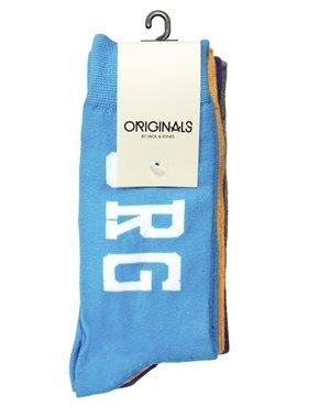 Jack & Jones 5 Pack Socks £4.25 with code @ ASOS