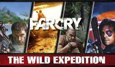 Farcry The Wild Expedition - Four game collection £4.99 @ HMV instore