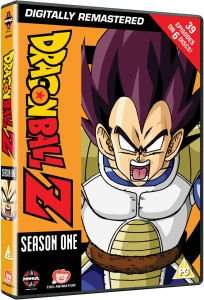 DragonBall Z Seasons 1 to 9 - DVD region 2  - each season £17.99 @ Zavvi