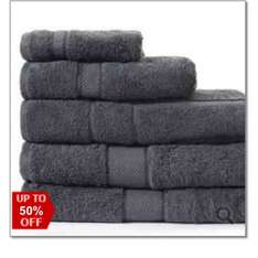 Debenhams up to 50% off on towels