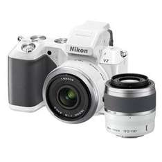 Nikon V2 with 10-30mm and 30-110mm lens from Jessops for £649.97 inc postage