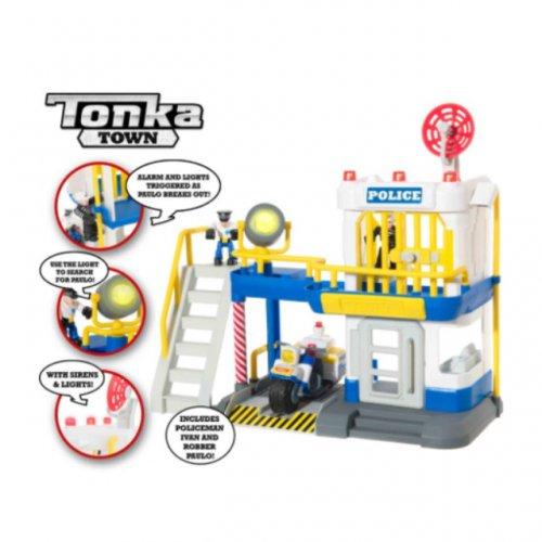 Argos Tonka Town Prison Playset now £4.99