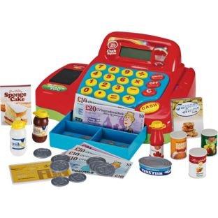 Chad Valley Supermarket Cash Register, Reduced To £4.99 R&C @ Argos