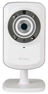 D-Link DCS-932L Securicam Wireless N Home IP Network Camera with Infra Red £45.98 @ Amazon