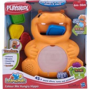 Playskool Learnimals Hungry Hippo. £4.99 @ Argos