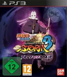 Naruto Storm 3 True Despair Collectors Edition £39.98 @ Zavvi